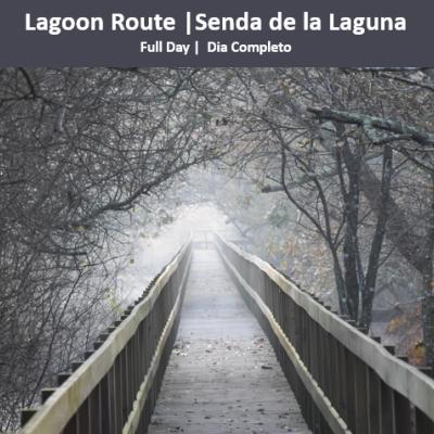 Bertiandos Lagoon Route | Senda de la Laguna de Bertiandos