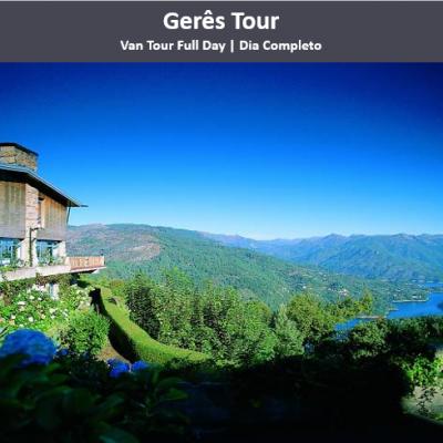 Gerês Tour | Total Pack