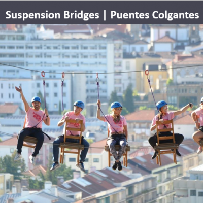 Suspension Bridges | Puentes Colgantes