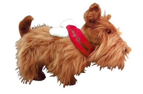 Cachecol para Cão de Natal