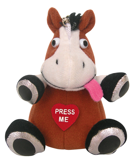 "Porta-chaves HKM ""Horse"""