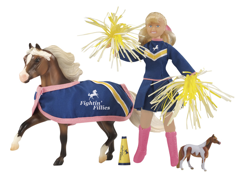 Breyer Pony Pep Rally - Traditional