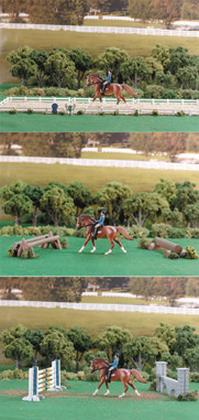 Breyer Eventing - Stablemates