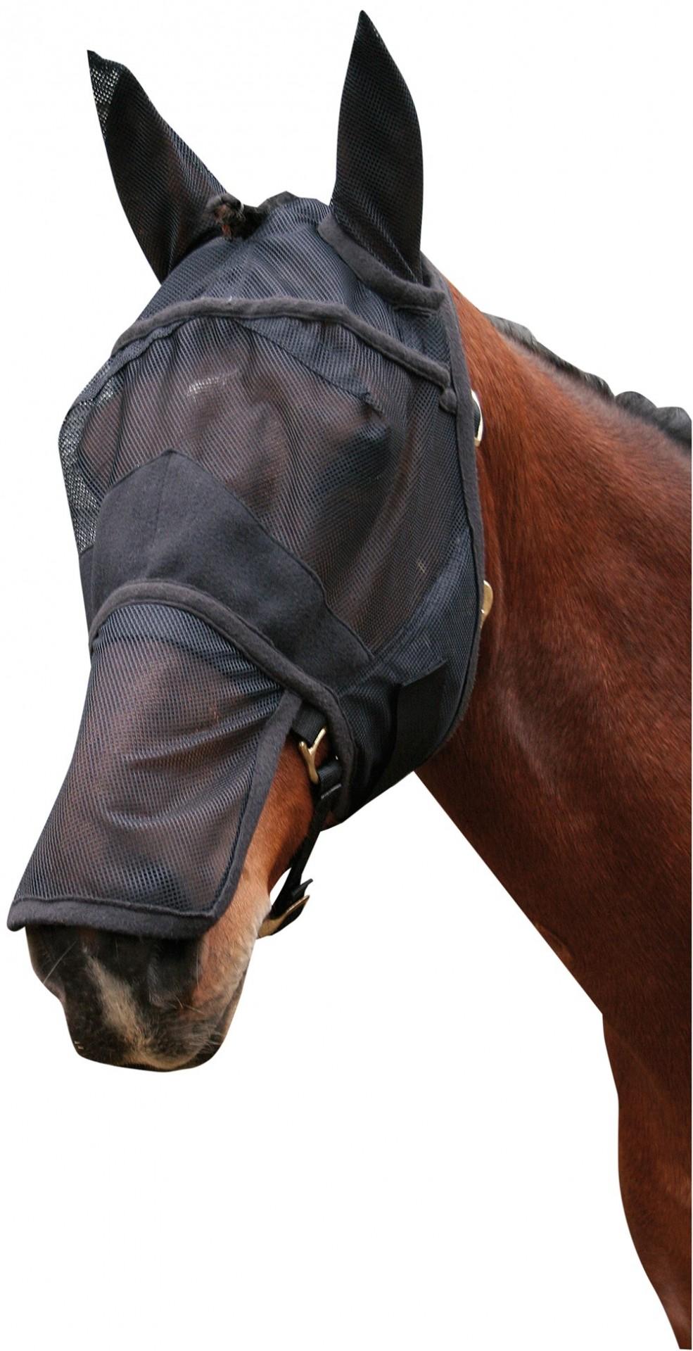 Máscara Anti-Moscas Completa HARRY'S HORSE