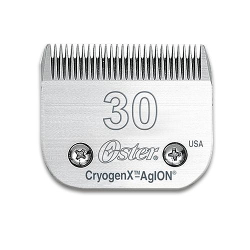 Conjunto OSTER Cryogen 919-02 Lâmina+pente 30 - Corte 0,50 MM p/ PRO3000i, A6 SLIM e A5-50