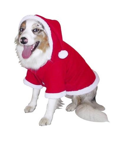 Capa para Cão de Natal