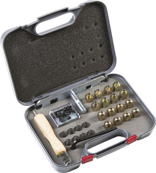 Caixa de Pitons Tungsteno M12