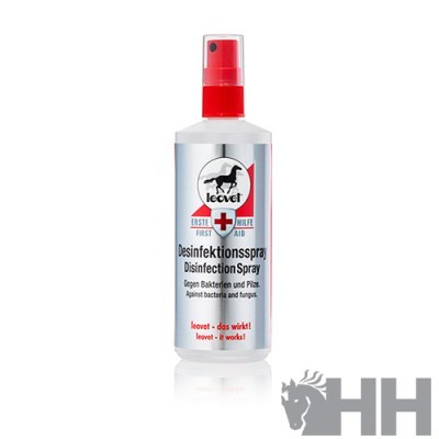 Desinfectante em Spray LEOVET First Aid