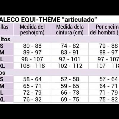 """Colete de Protecção EQUI-THÈME """"Articulé"""""""