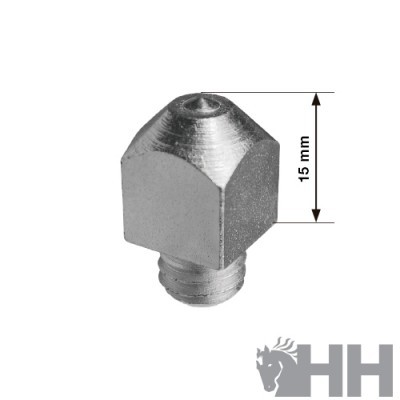 Pitons MUSTAD Rosca 3/8 Cabeça Quadrada 12mm