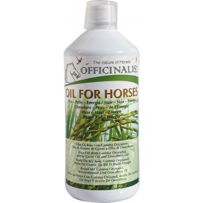 "Vitaminas OFFICINALIS ""Oil For Horses"""