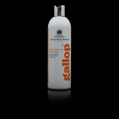 Shampoo Condicionador Gallop CARR&DAY&MARTIN