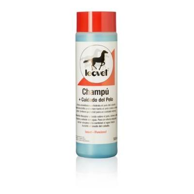 Shampoo LEOVET Dupla Acção