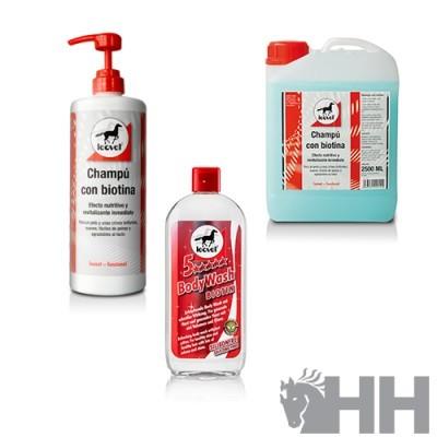 Shampoo 5 Estrelas com Biotina LEOVET