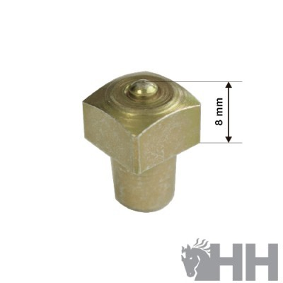 Pitons STRÖMSHOLM Pressão 8,5mm Cabeça Quadrada