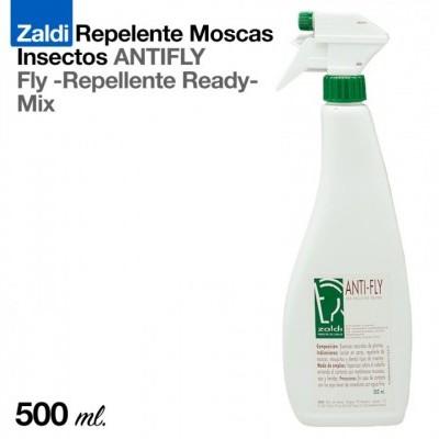 Repelente de Insectos 500ml ZALDI