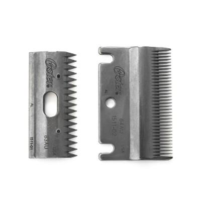 Conjunto OSTER 83AU+84AU Lâmina+Pente Standard p/ Clipmaster