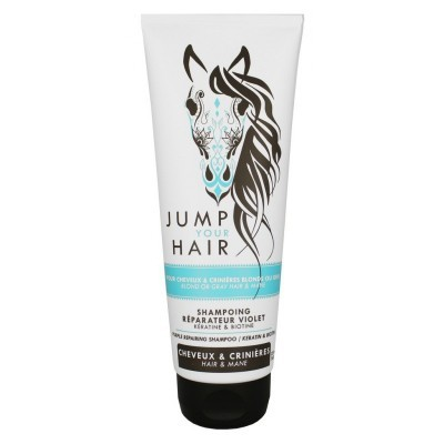Shampoo Reparador Violeta JUMP YOUR HAIR