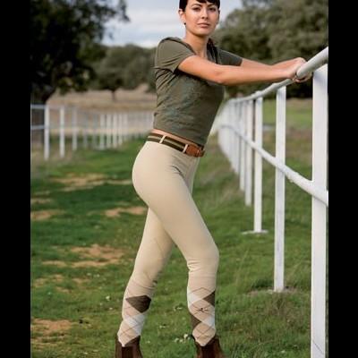 "Calças de Senhora COTTON NATURALS ""Professional Thin"""