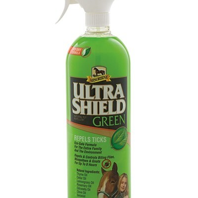 Repelente de Insectos ULTRASHIELD Green