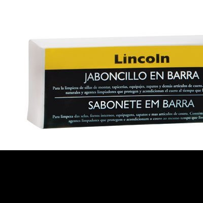 Sabão Inglês em Barra LINCOLN
