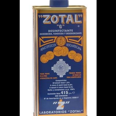 Desinfectante p/ Estábulo ZOTAL