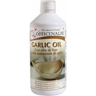 "Óleo OFFICINALIS ""Garlic"""