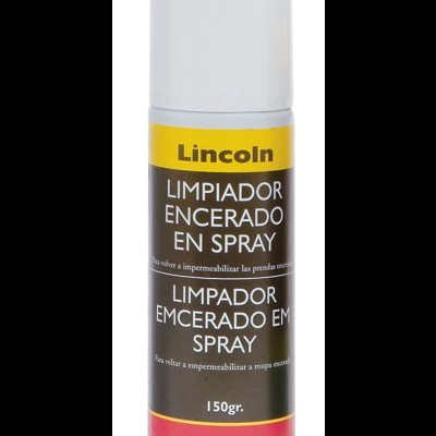 Cera em Spray LINCOLN