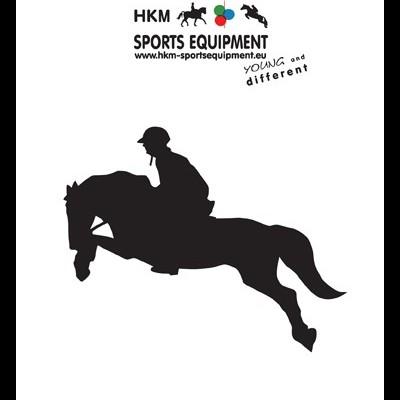 "Autocolante para Carro HKM ""Show Jumper 2"""