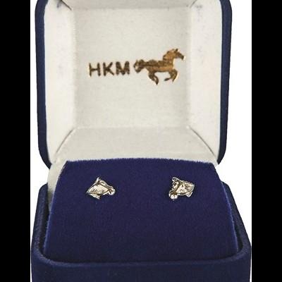 "Brincos HKM ""Horse"""