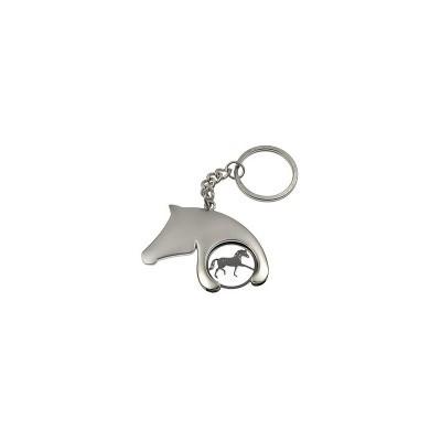 Porta-chaves/ficha Cabeça de Cavalo