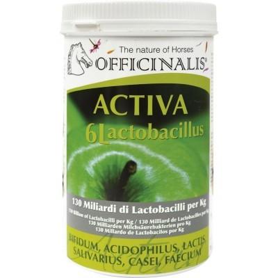 """Vitaminas OFFICINALIS """"Activa 6L"""""""