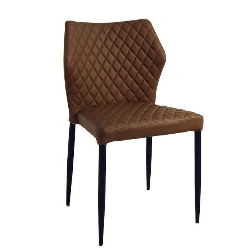Cadeira Ears Castanho