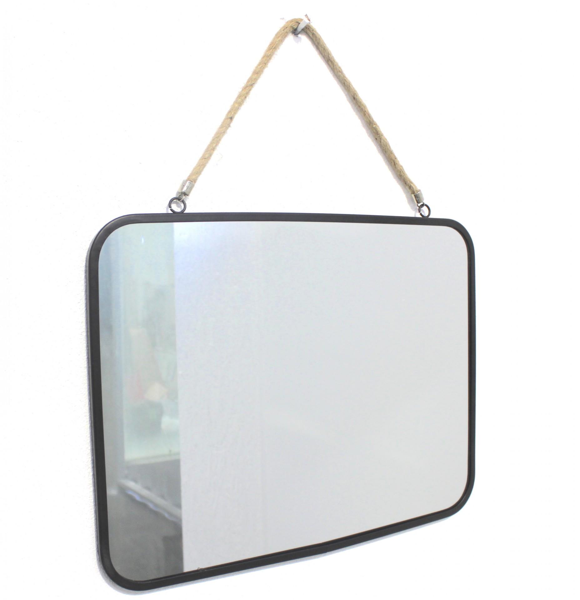 Espelho Rectangular Corda