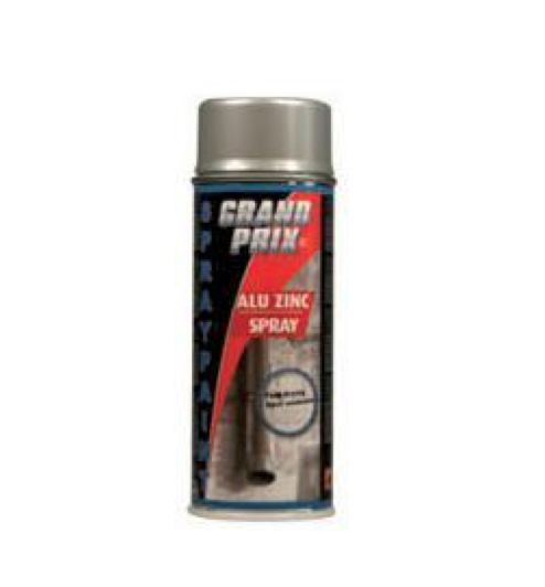 Spray de Zinco Brilhante