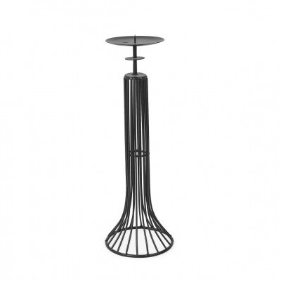 Candelabro Tower Preto