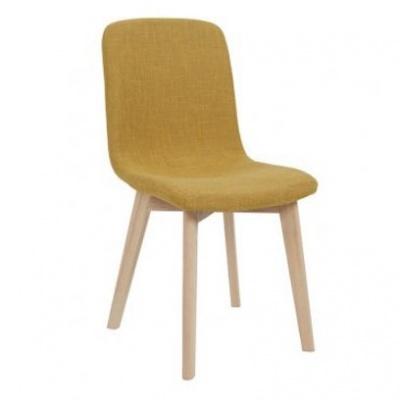 Cadeira Wood Amarelo