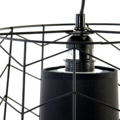 Candeeiro Basket Preto