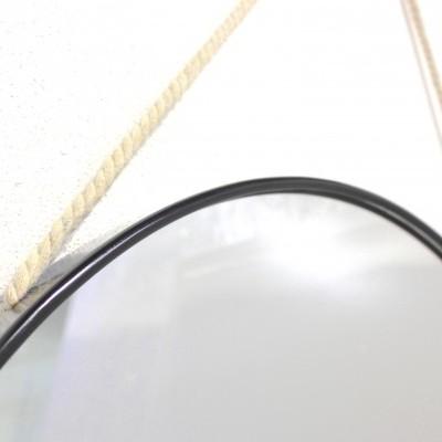 Espelho Corda Preto