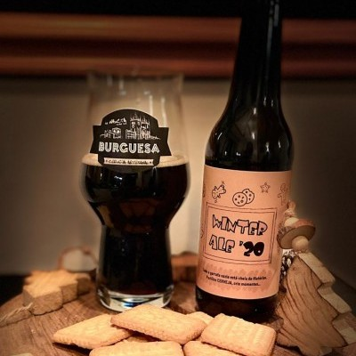 Cookie Winter Ale ´20