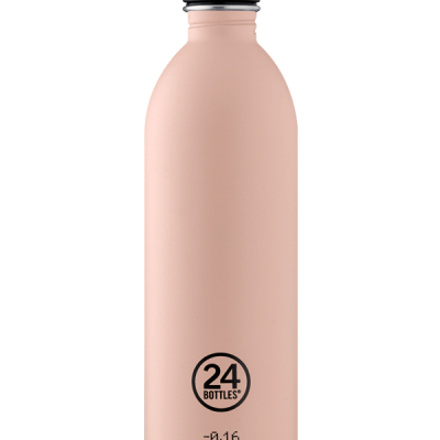 URBAN BOTTLE - DUSTY PINK 1000ML