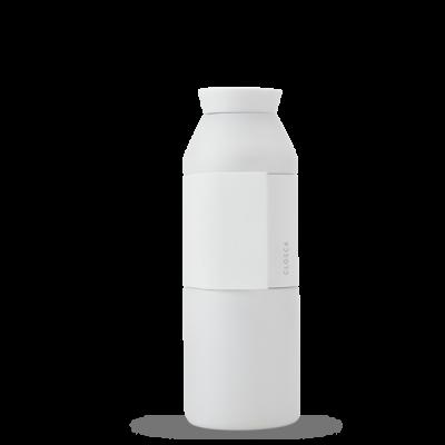 CLOSCA™ THERMO BOTTLE 450ML - WHITE