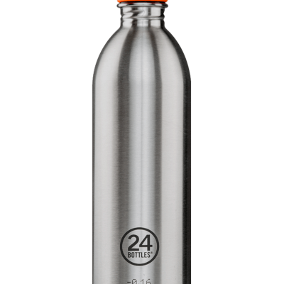 URBAN BOTTLE - STEEL 1000ML
