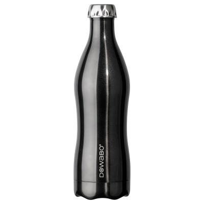 DOWABO® BOTTLE - BLACK 750ML METALLIC COLLECTION