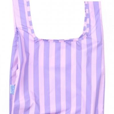 Kind Bag Purple Stripes - Medium