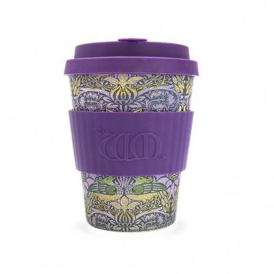 ECOFFEE CUP® PEACOCK 12OZ | 350ML