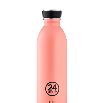 URBAN BOTTLE - BLUSH ROSE 500ML