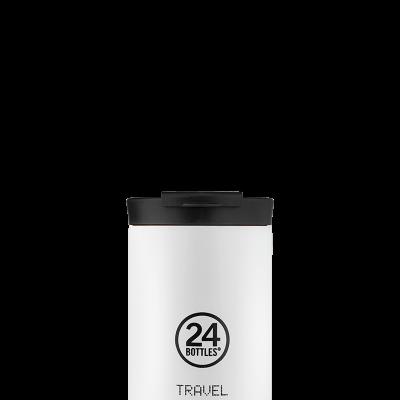TRAVEL TUMBLER - ICE WHITE 350ML