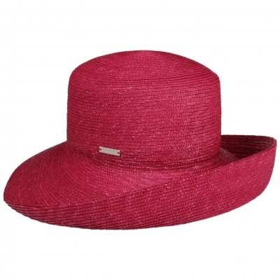 Seeberger Hat 1S 21 - Ruby Red