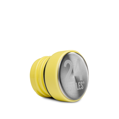 URBAN BOTTLE LID - LIGHT YELLOW